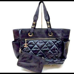 Chanel Biarritz Tote Bag